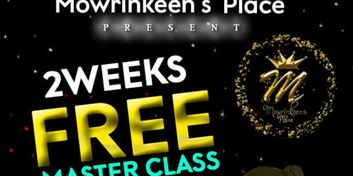 2 Weeks Master Class