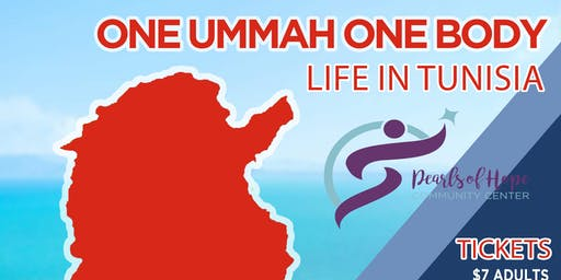 One Ummah One Body: Life in Tunis. Come explore  Tunisian culture with us!