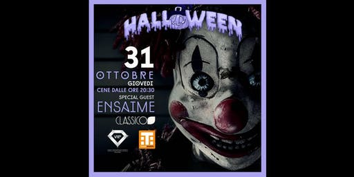 Halloween Classico Milano – 31 Ottobre