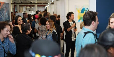 event image Join us for Art + Drinks + Culture in TriBeCa • sponsored by Brooklyn Gin