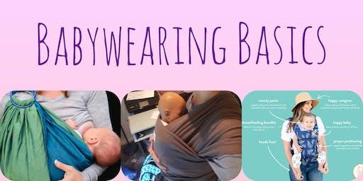 Babywearing Basics