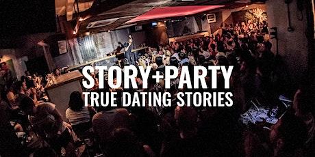 Story Party Tallinn | True Dating Stories tickets