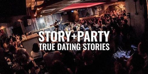 Story Party Tallinn | True Dating Stories