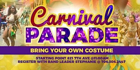 BOYC Carnival Parade tickets
