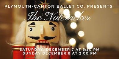 """Plymouth-Canton Ballet Company Presents """"The Nutcracker"""" 2019"""
