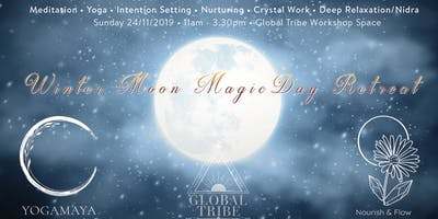 Winter Moon Magic Day Retreat at Global Tribe