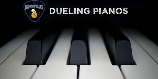 Dueling Pianos at Brews 'N' Blues