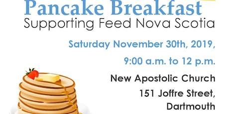 NAC Pancake Breakfast Supporting Feed Nova Scotia tickets