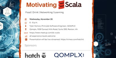 Networking and Learning Event for Scala Enthusiasts in the DMV