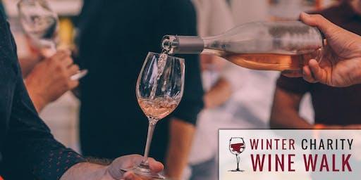 2019 Winter Charity Wine Walk