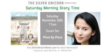 Saturday Morning Storytime: Susan Tan