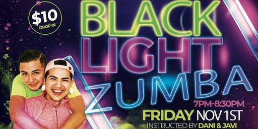 Blacklight ZUMBA
