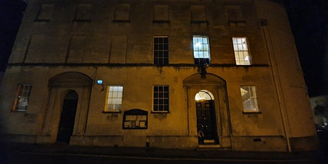 The Lock up @ Devizes Town Hall Ghost Hunt- 25/01/2020 - £35 P/P tickets