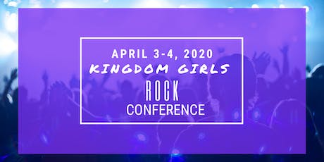 Kingdom Girls Rock Conference tickets