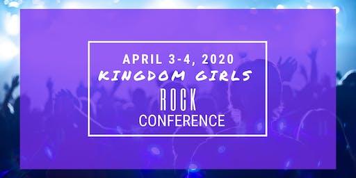 Kingdom Girls Rock Conference