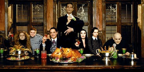 Addams Family Thanksgiving tickets