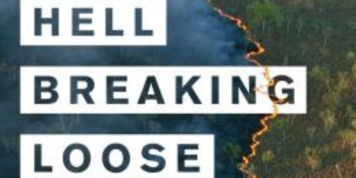 Author Michael Klare,  All Hell Breaking Loose