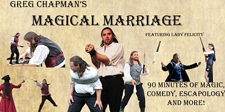 Greg Chapman's Magical Marriage - Isle of Man Performance tickets