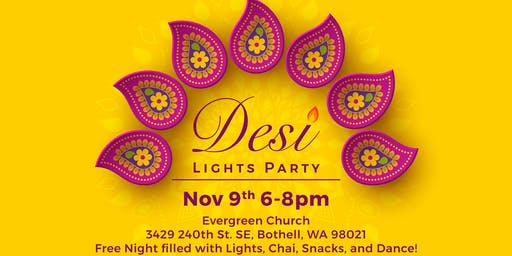 Desi Lights Party