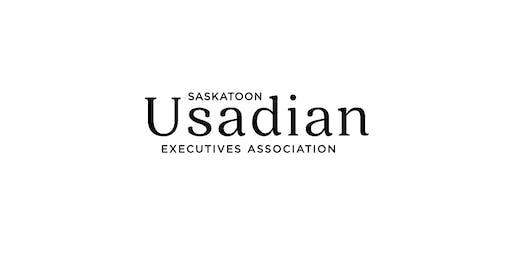 Saskatoon Usadian Executives Association Christmas Party 2019
