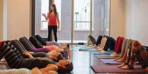 Alexandria Crow Yoga Physics Workshop Weekend