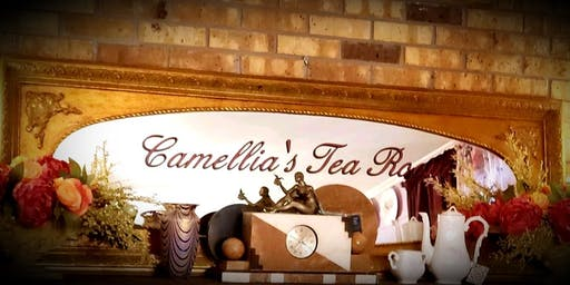 Camellia's Tea Room Grand Opening Event