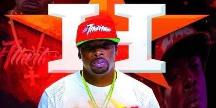 Lil Keke and Al-D300 performing live at Empire Lounge
