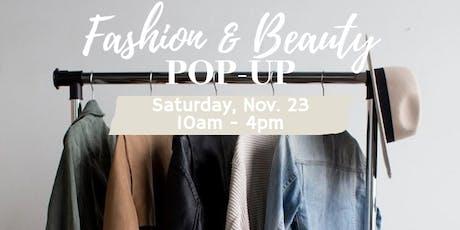 Fashion & Beauty Pop-Up Sale tickets