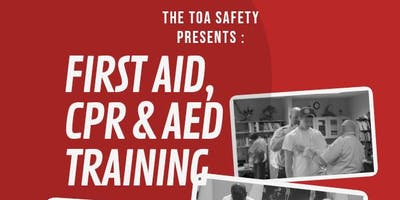 CPR &FIRST AID CLASS