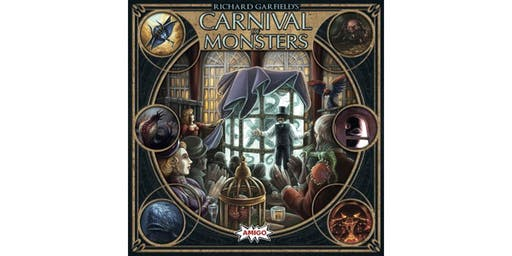 Board Game Demo Day: Carnival of Monsters