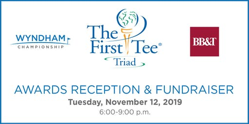 The First Tee of the Triad Awards Reception & Fundraiser