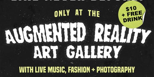 Augmented Reality Art Gallery & 500 Magazine Release