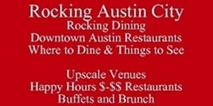 Save Half-Off Food & Drink Rocking Downtown Austin...