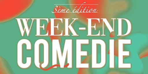 Weekend Comédie - 3ème Edition.
