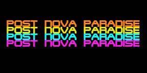 Post Nova Paradise