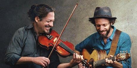Mandorla CD Release Concert by Pierre Schryer & Adam Dobres tickets