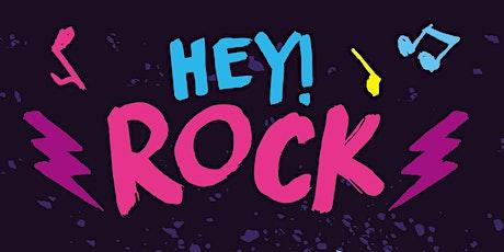 Hey! Rock entradas