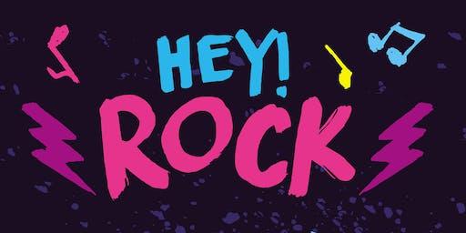 Hey! Rock