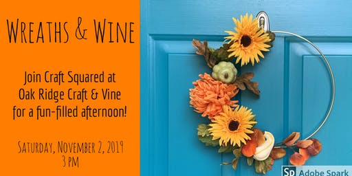 Wreaths & Wine