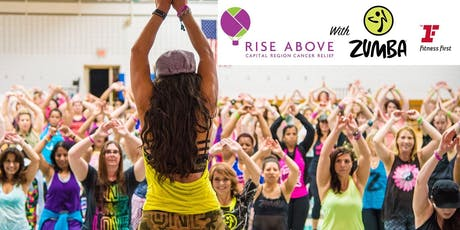 Rise Above with Zumba tickets