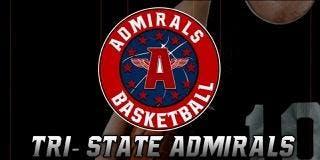Tri-State Admirals (TBL) Open Combine