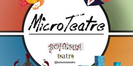 Microtratre - Bohèmia TEATRE