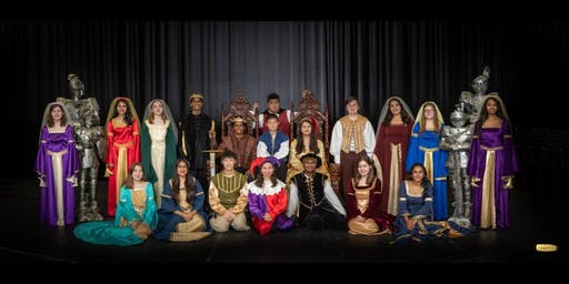 Madrigal Feast 2019 Performance #1 - December 6th