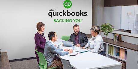 QuickBooks Advanced Certification (Sydney Classroom) tickets