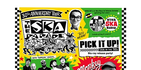 Ska Parade 30th Anniversary Tour @ Holy Diver tickets