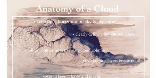 Painting Clouds & Stars