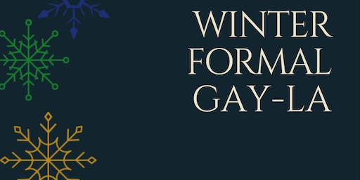 Winter Formal Gay-la