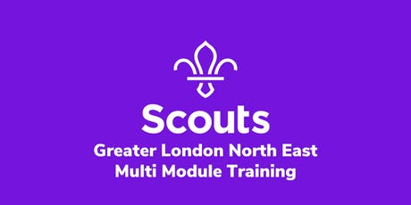 Multi Module Training  Saturday 21st March tickets