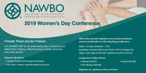 Create Your 20/20 Vision with NAWBO-NW
