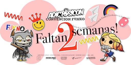 Adictos!Con19 - 3RA edición convención FUNKO POP!